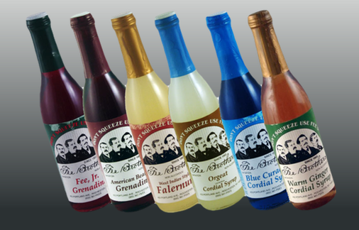 Fee Bros Cordial Syrup